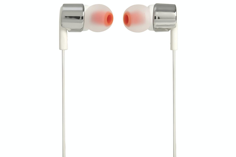 JBL T210 Pure Bass In-Ear Headphones | Gold