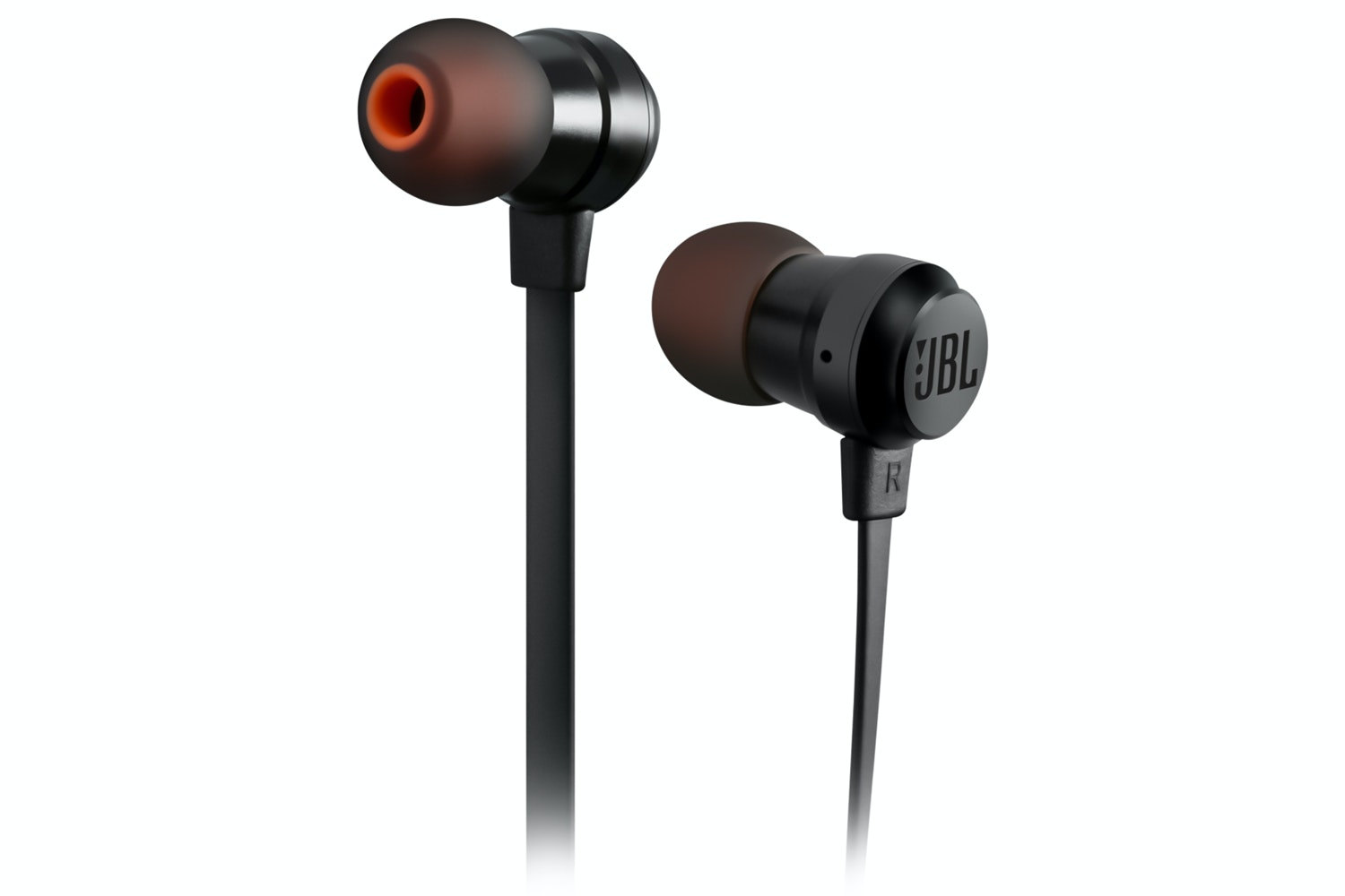 JBL T290 Pure Bass In-Ear Headphones |Black