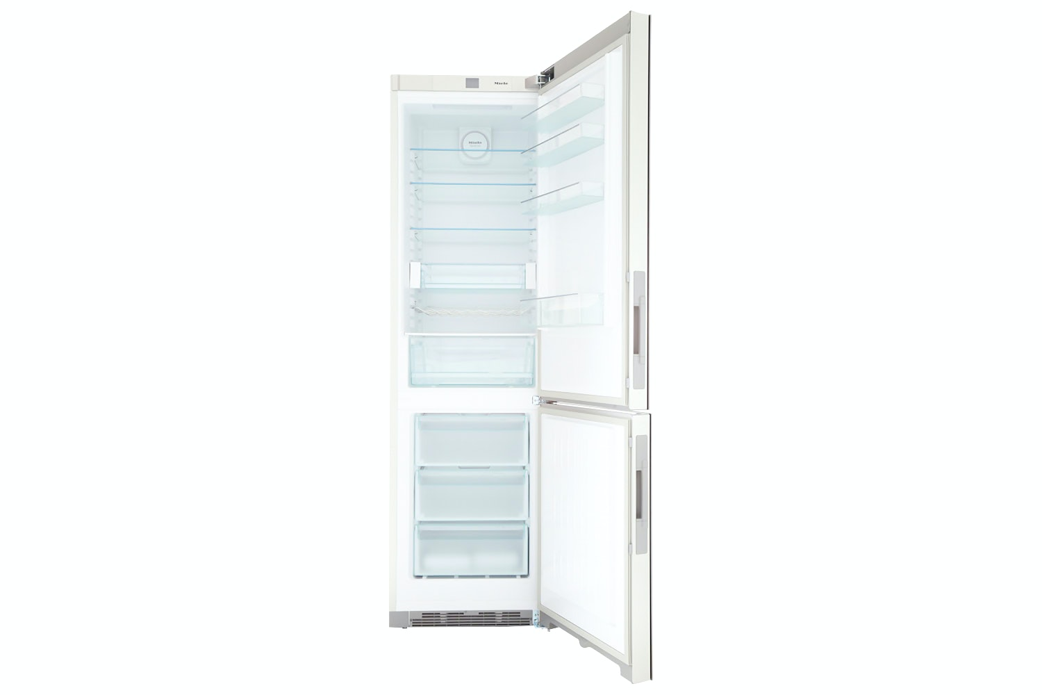Miele KFN 29233 D bb  XL freestanding fridge freezer   in exclusive Blackboard edition with DailyFresh and Frost free
