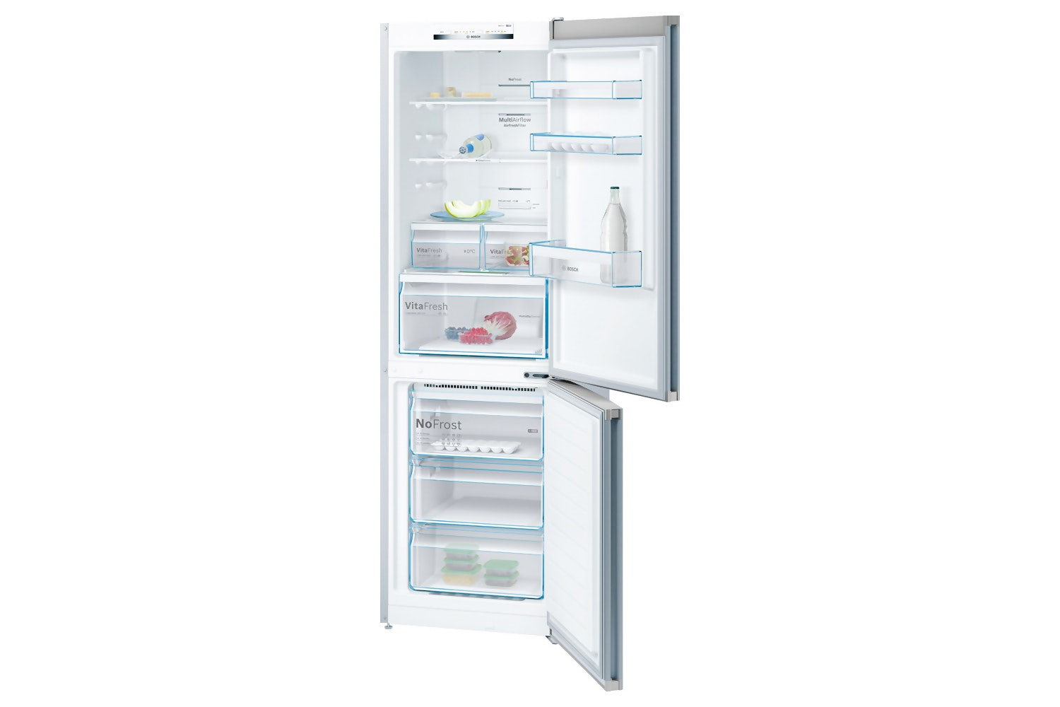 Bosch Freestanding Fridge Freezer | KGN36VL35G