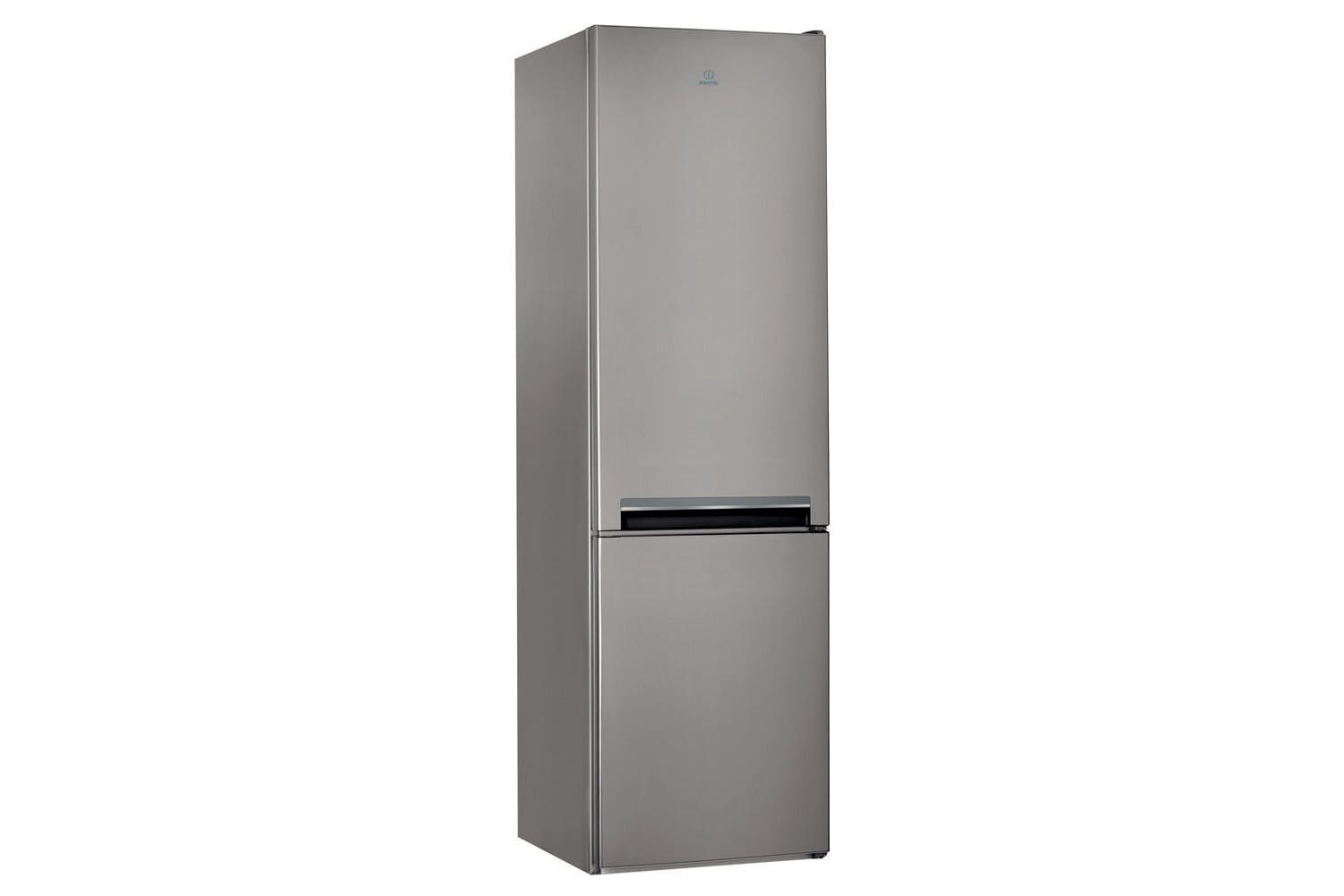 Indesit Stainless Steel Fridge Freezer | LD70S1X