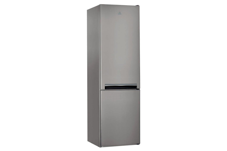 Indesit Stainless Steel Fridge Freezer | LD70S1X
