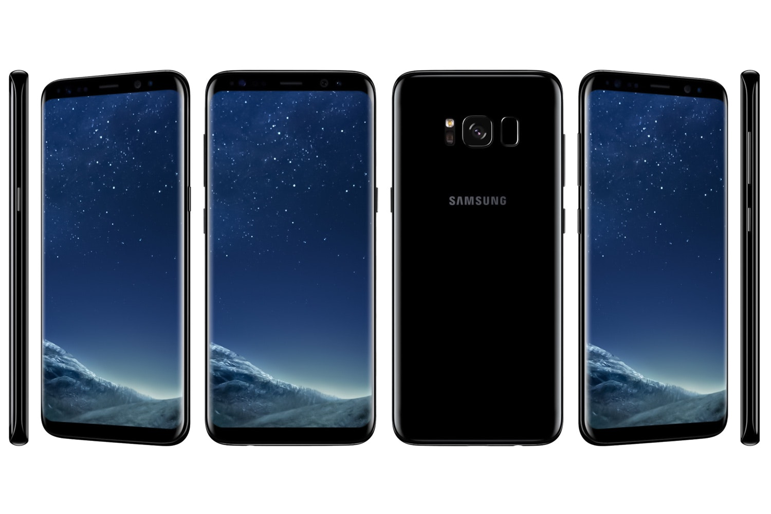 Samsung Galaxy S8 | Black | 64GB