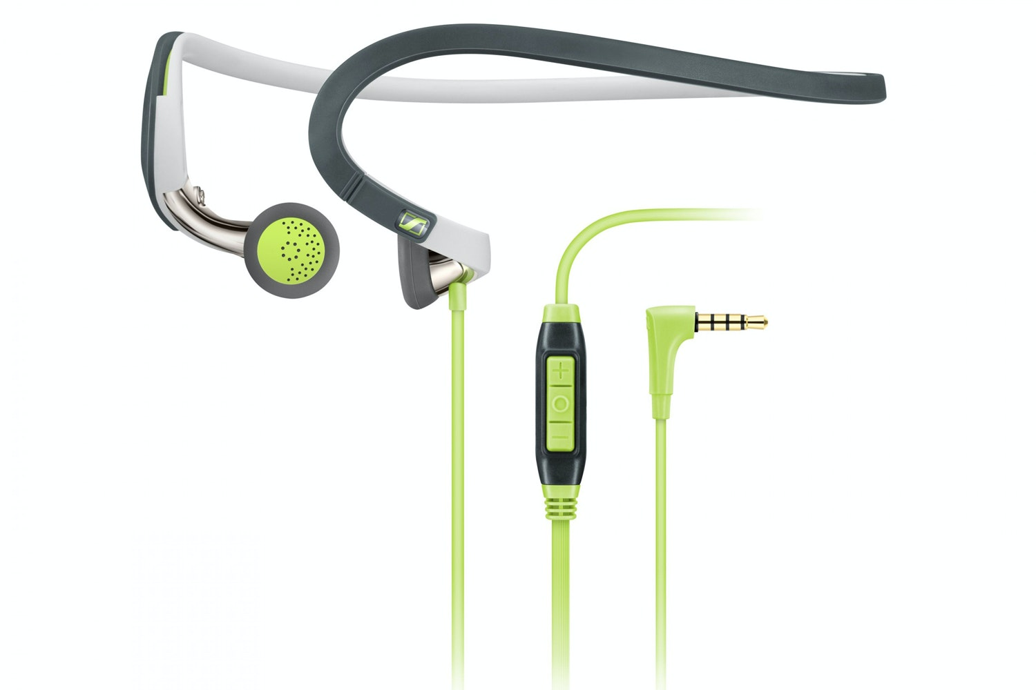 Sennheiser iPhone Sports Earphones | Green
