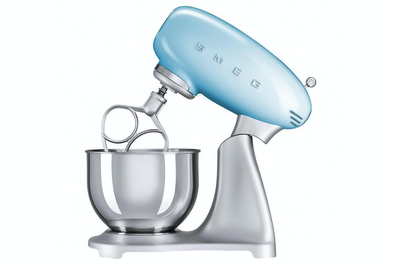 Smeg Retro Style Stand Mixer | Pastel Blue