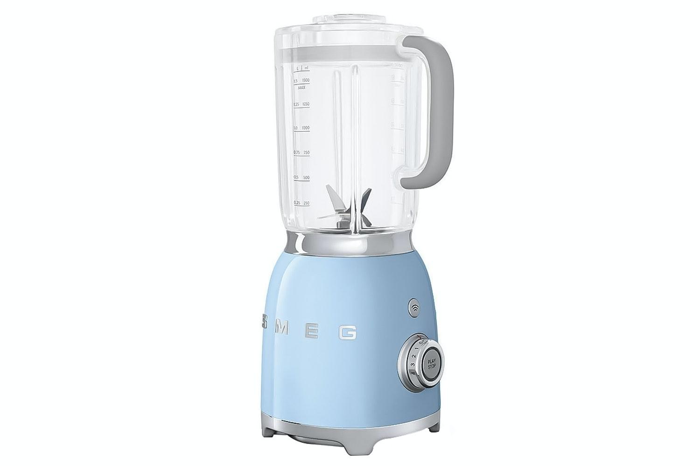 Smeg Retro Style Blender | Pastel Blue
