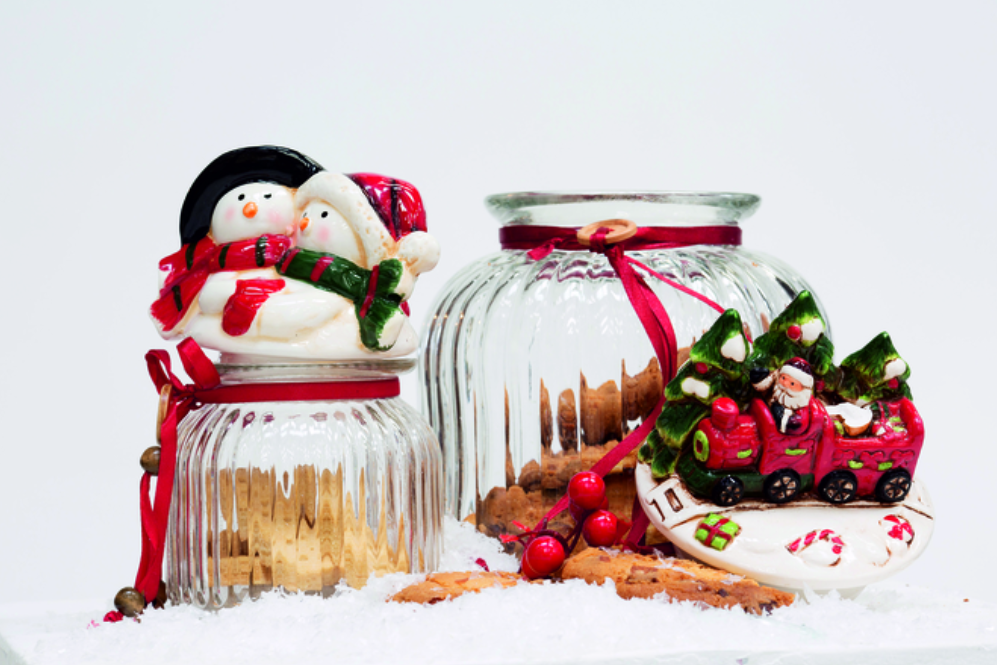 Enchanted Indulgence Cookie Jar