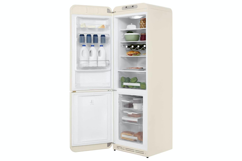 Smeg Freestanding Fridge Freezer | Cream