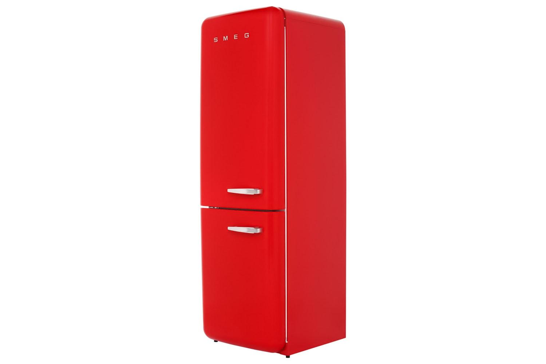 Smeg Freestanding Fridge Freezer | Red