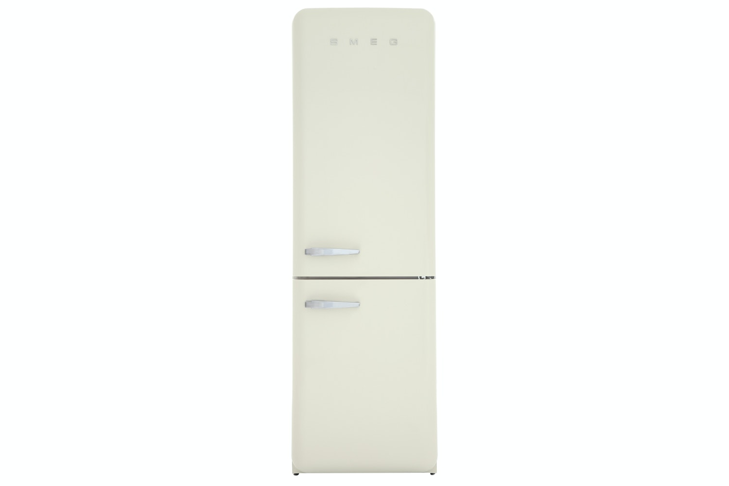 Smeg Freestanding Fridge Freezer | Cream