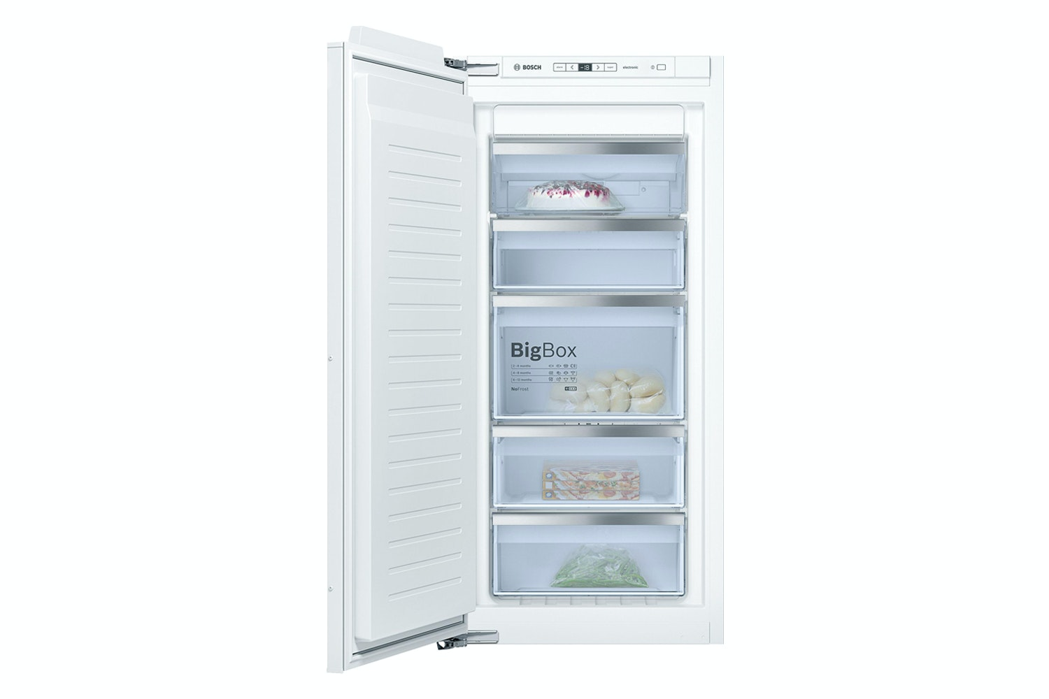 Bosch Series 6 Integrated Tall Freezer | GIN41AE30G