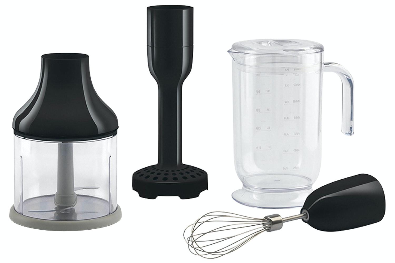 Smeg Retro Style Hand Blender | Black