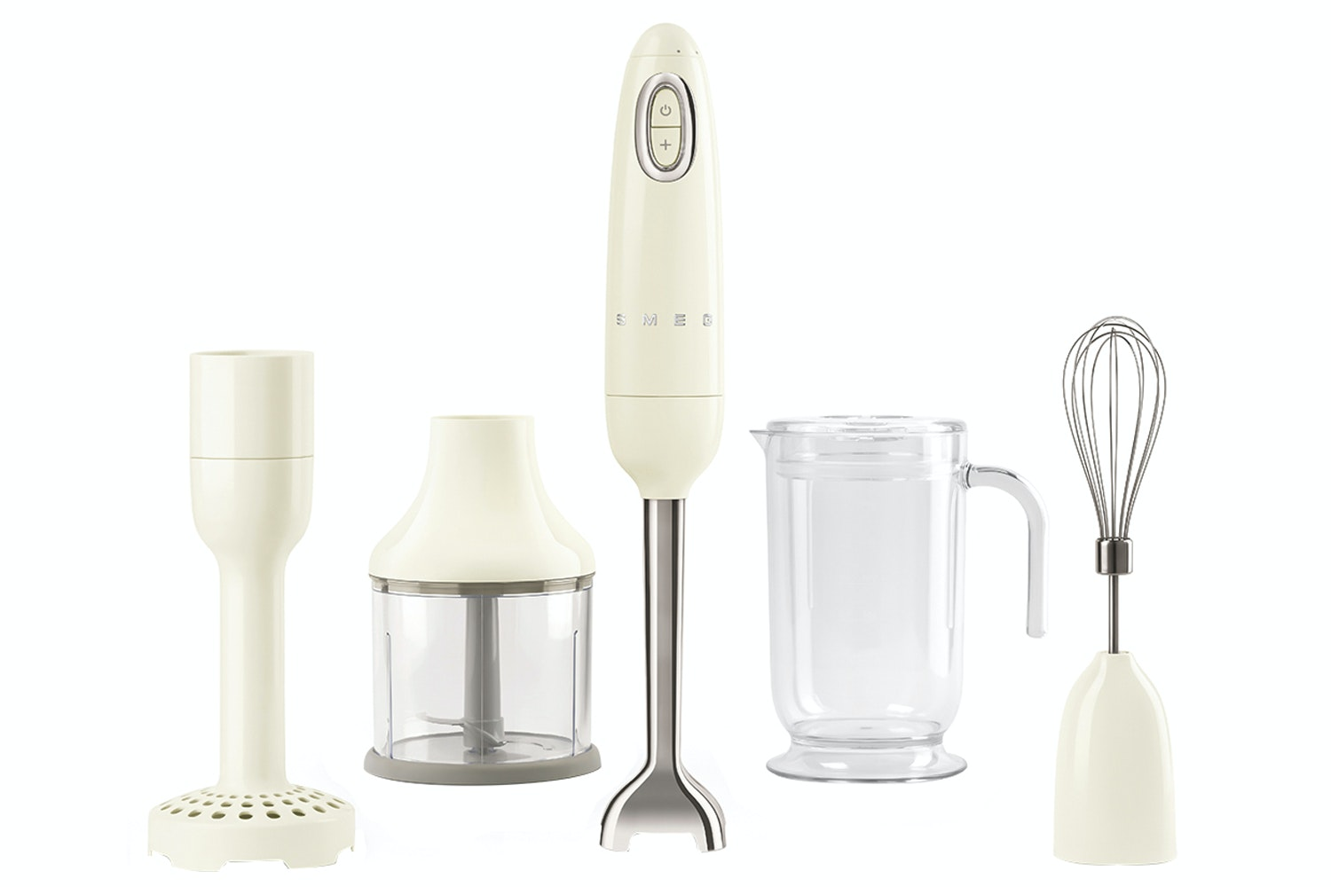 Smeg Retro Style Hand Blender | Cream