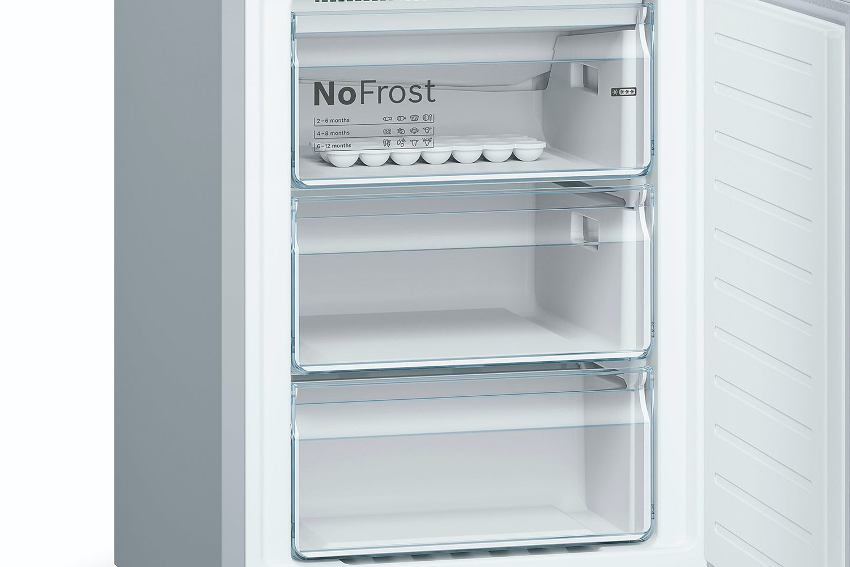 Bosch Series 4 Freestanding Fridge Freezer | KGN39XL35G