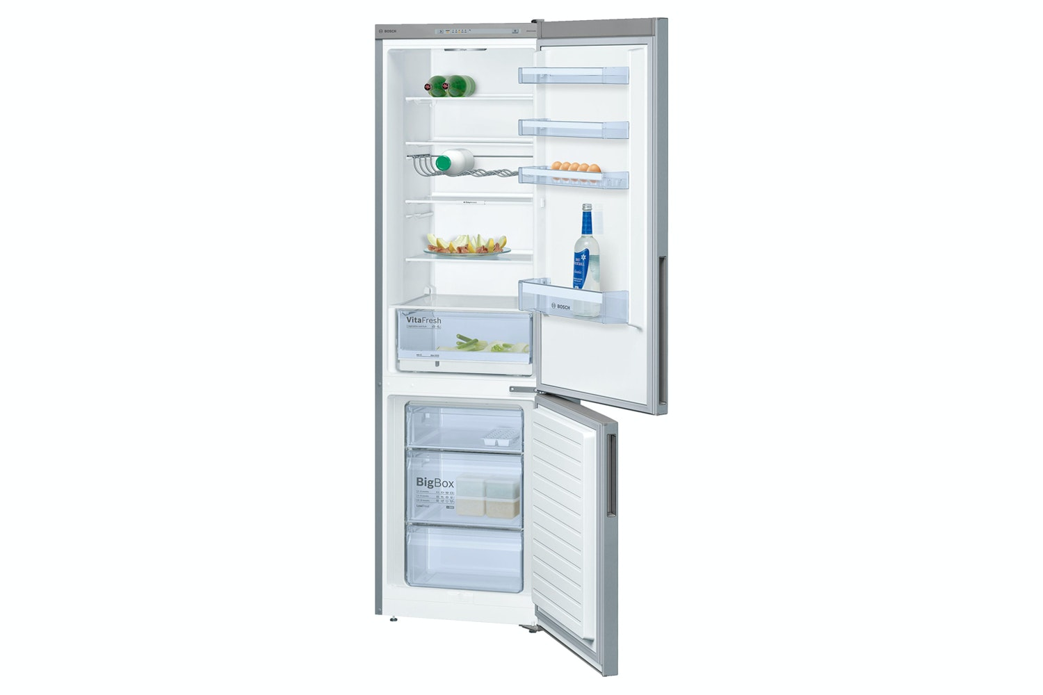 Bosch Serie 4 Freestanding Fridge Freezer | KGV39VL31G