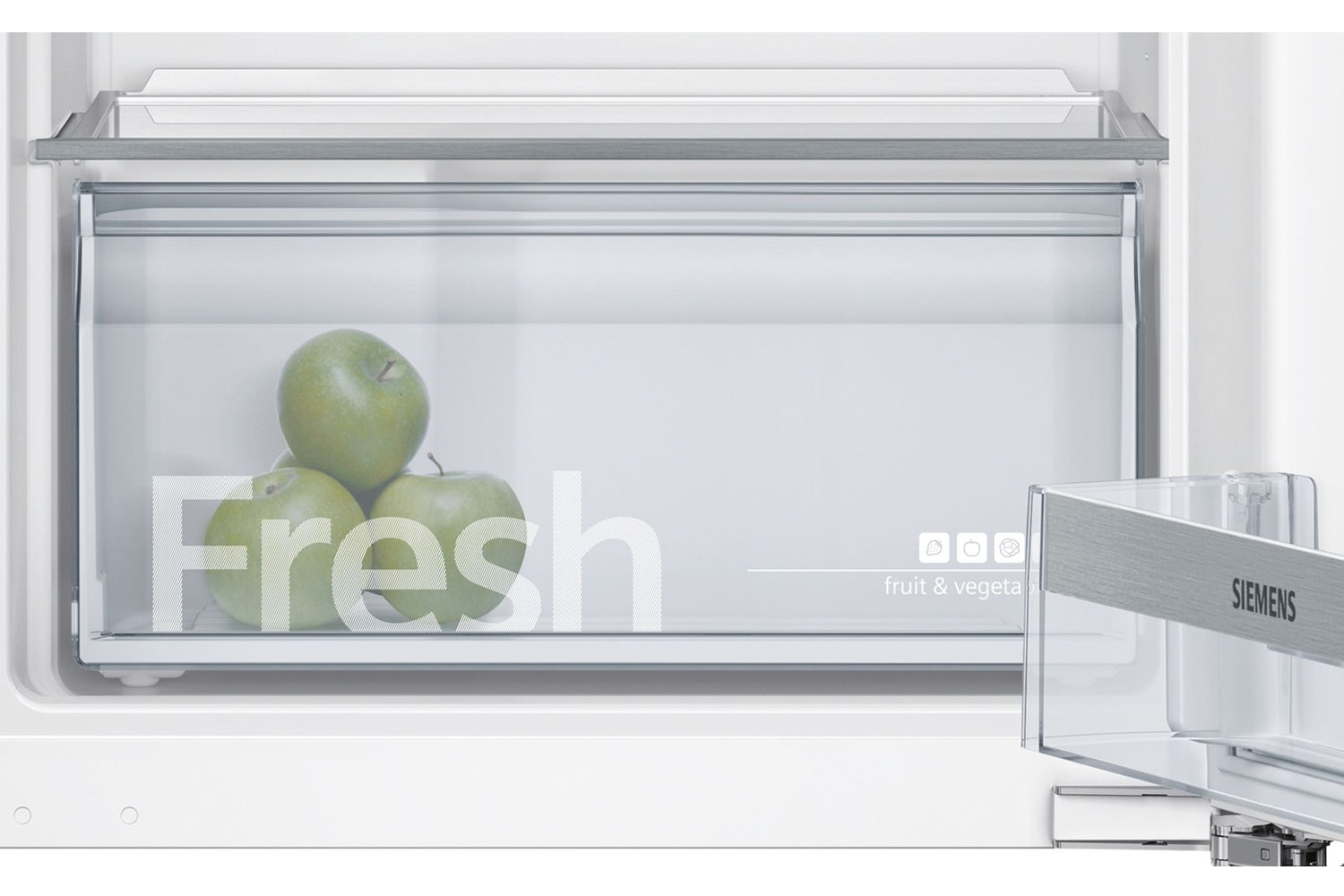 Siemens Integrated Upright Fridge Freezer | KI22LVF30G