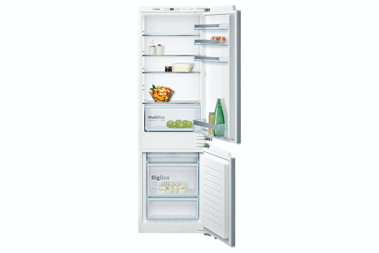 Bosch Series 4 Integrated Fridge Freezer | KIN86VF30G
