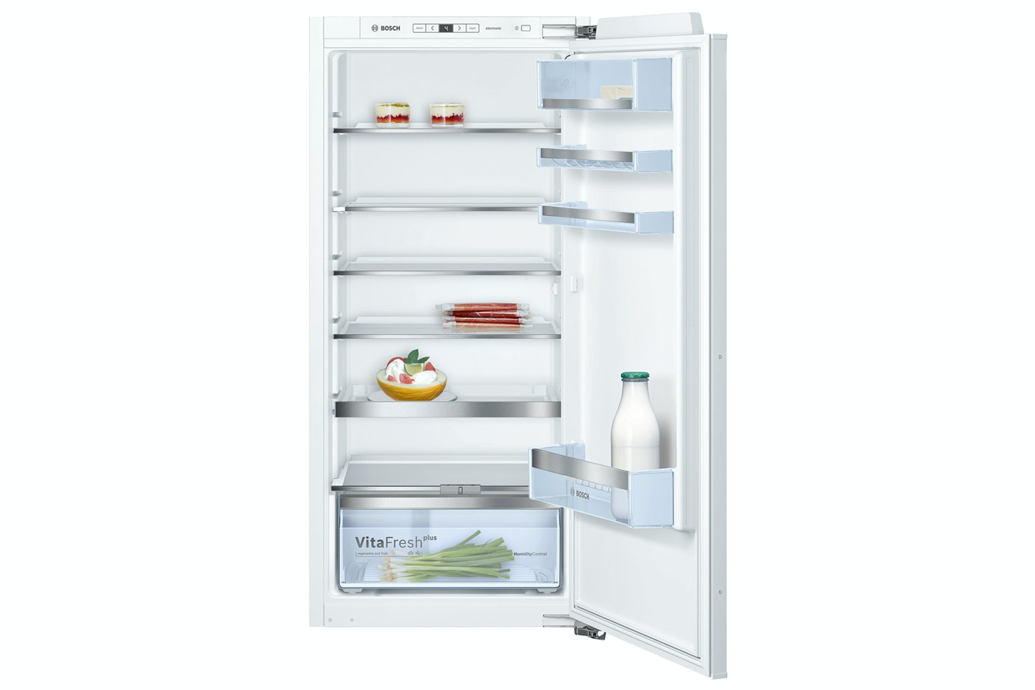 Bosch Series 6 Integrated Upright Fridge | KIR41AF30G
