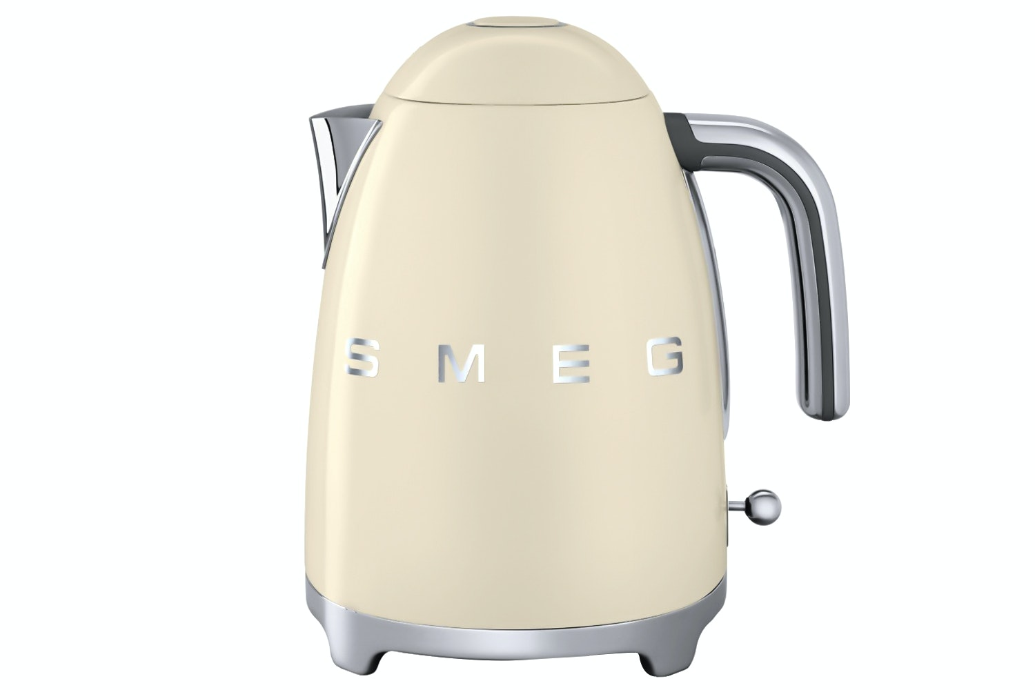 Smeg 1.7L Retro Style Kettle | KLF03CRUK | Cream