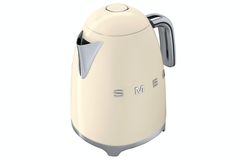 Smeg 1.7L Retro Style Kettle | KLF11CRUK | Cream