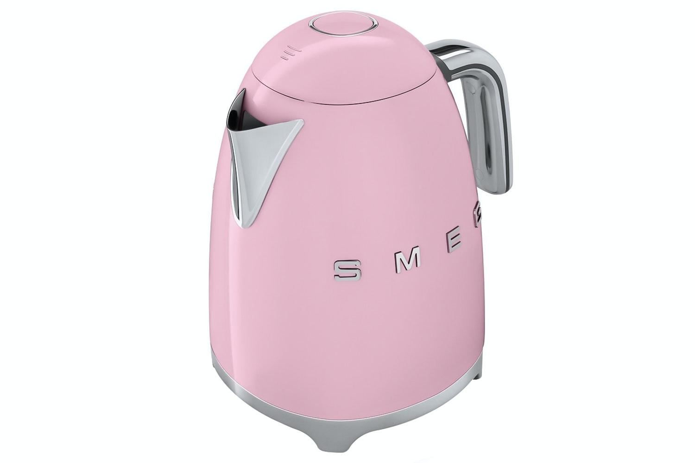 Smeg Retro Style Kettle   Pink