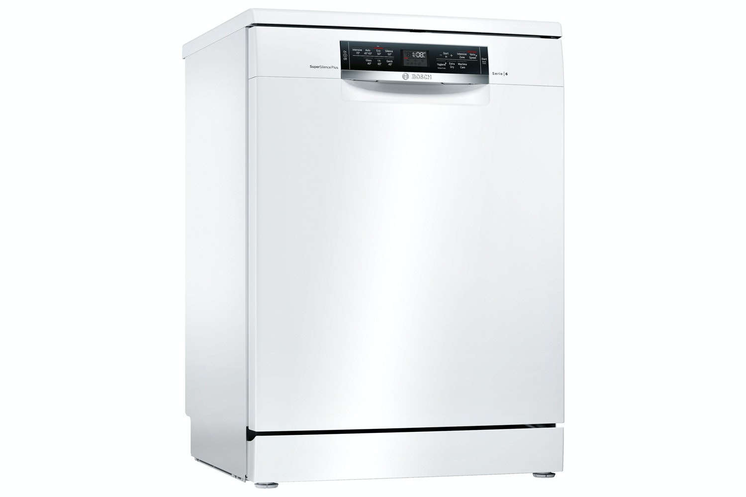 Bosch Serie 6 Freestanding Dishwasher | 14 Place | SMS67MW01G