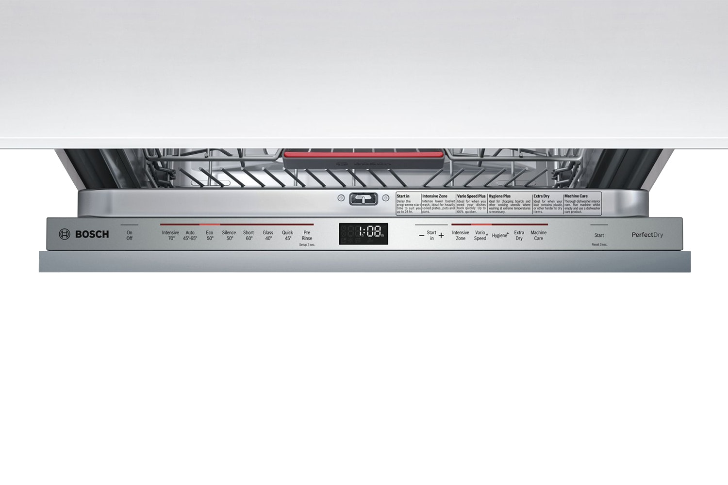 Bosch Series 6 Fully Integrated Dishwasher | 13 Place | SMV68MD00G