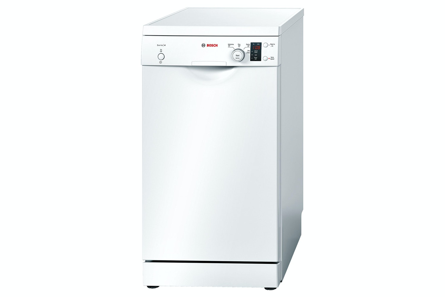 Bosch Series 4 Slimline Dishwasher | SPS40E12GB
