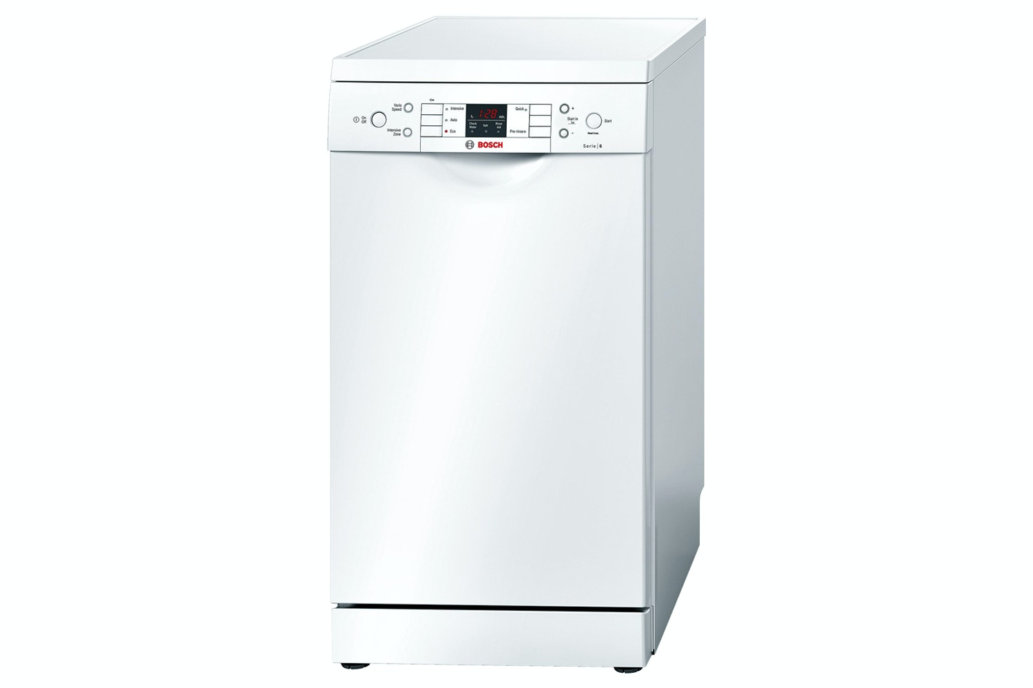 Bosch Serie 6 Slimline Dishwasher | 9 Place | SPS53M02GB