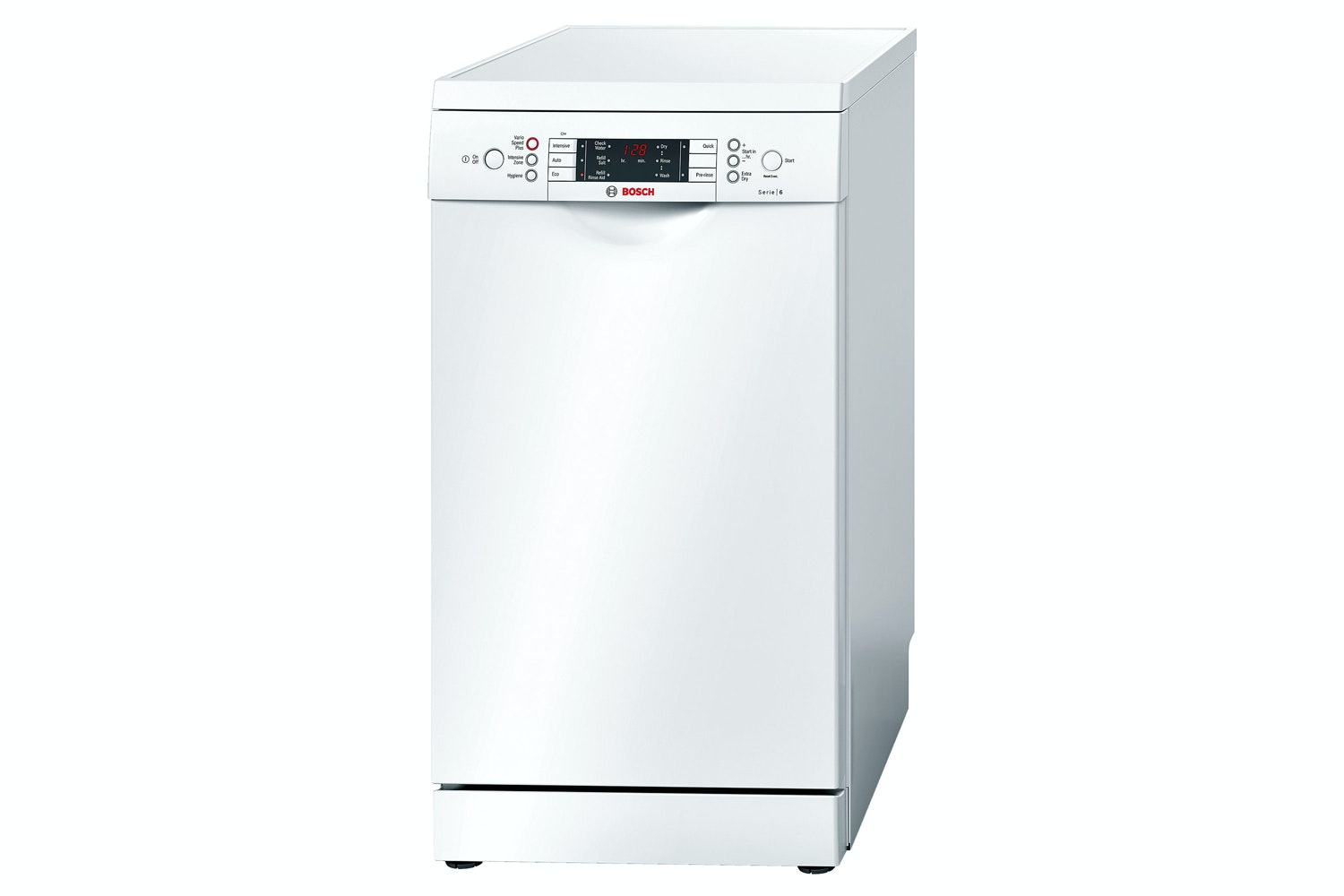 Bosch Serie 6 Slimline Dishwasher | 10 Place | SPS59T02GB
