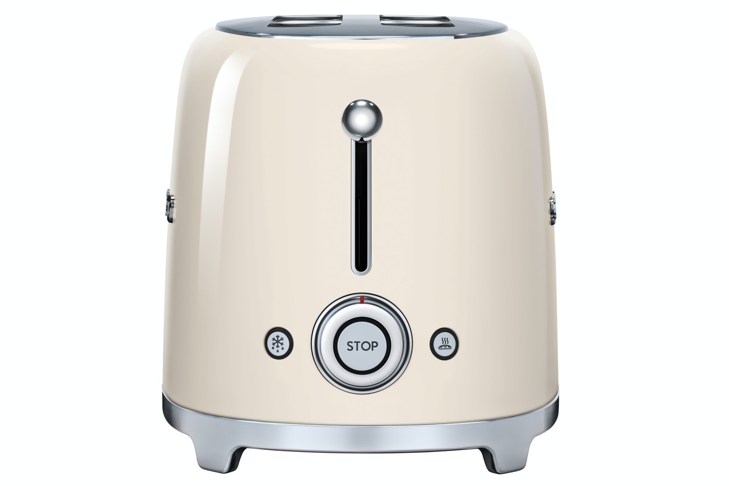 Smeg Retro 4 Slice Toaster | Cream