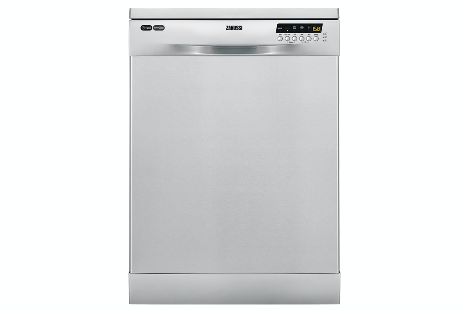 Zanussi Freestanding Dishwasher | 13 Place | ZDF26020XA | Stainless Steel