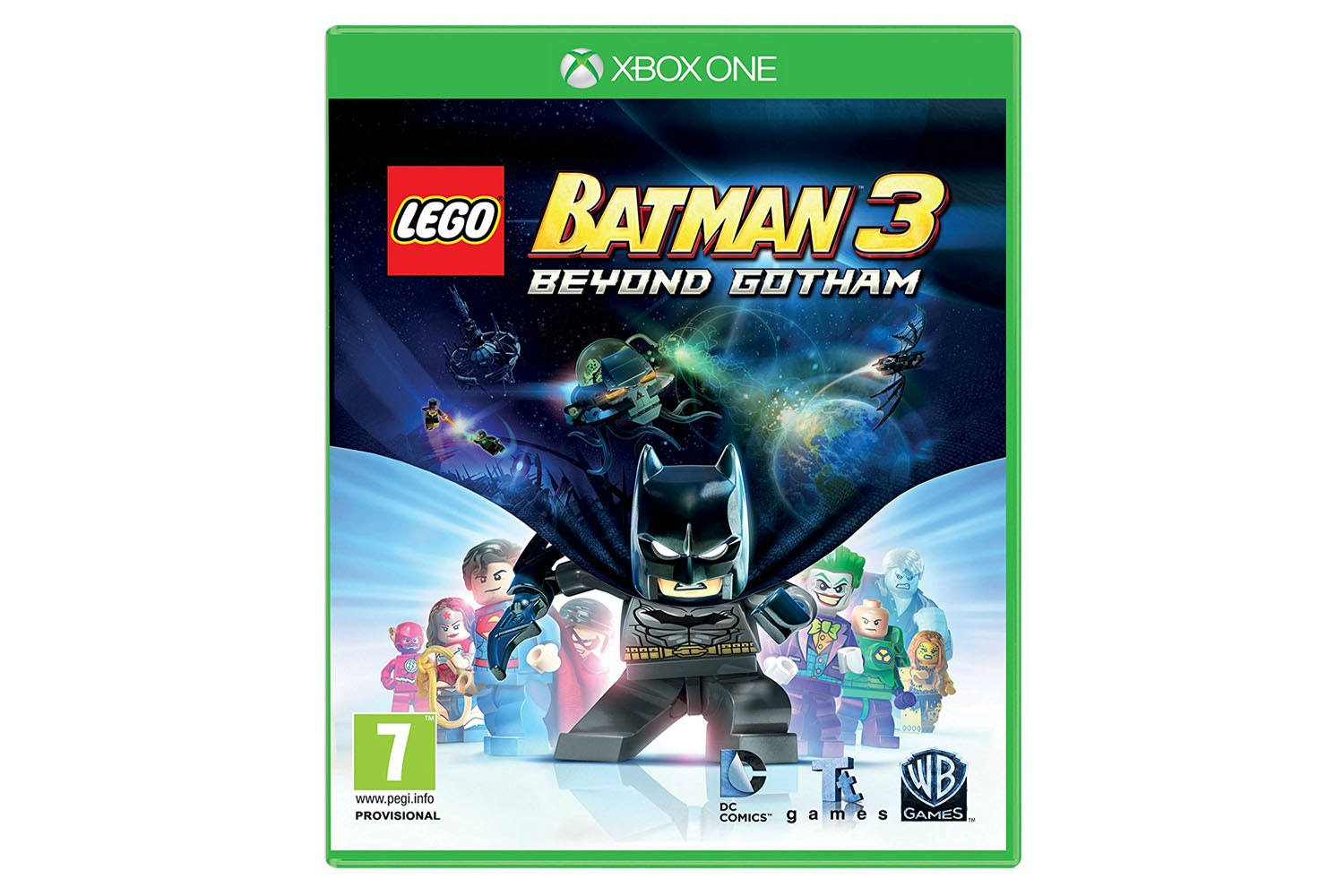 Lego Batman 3 Beyond Gotham Xbox One Game