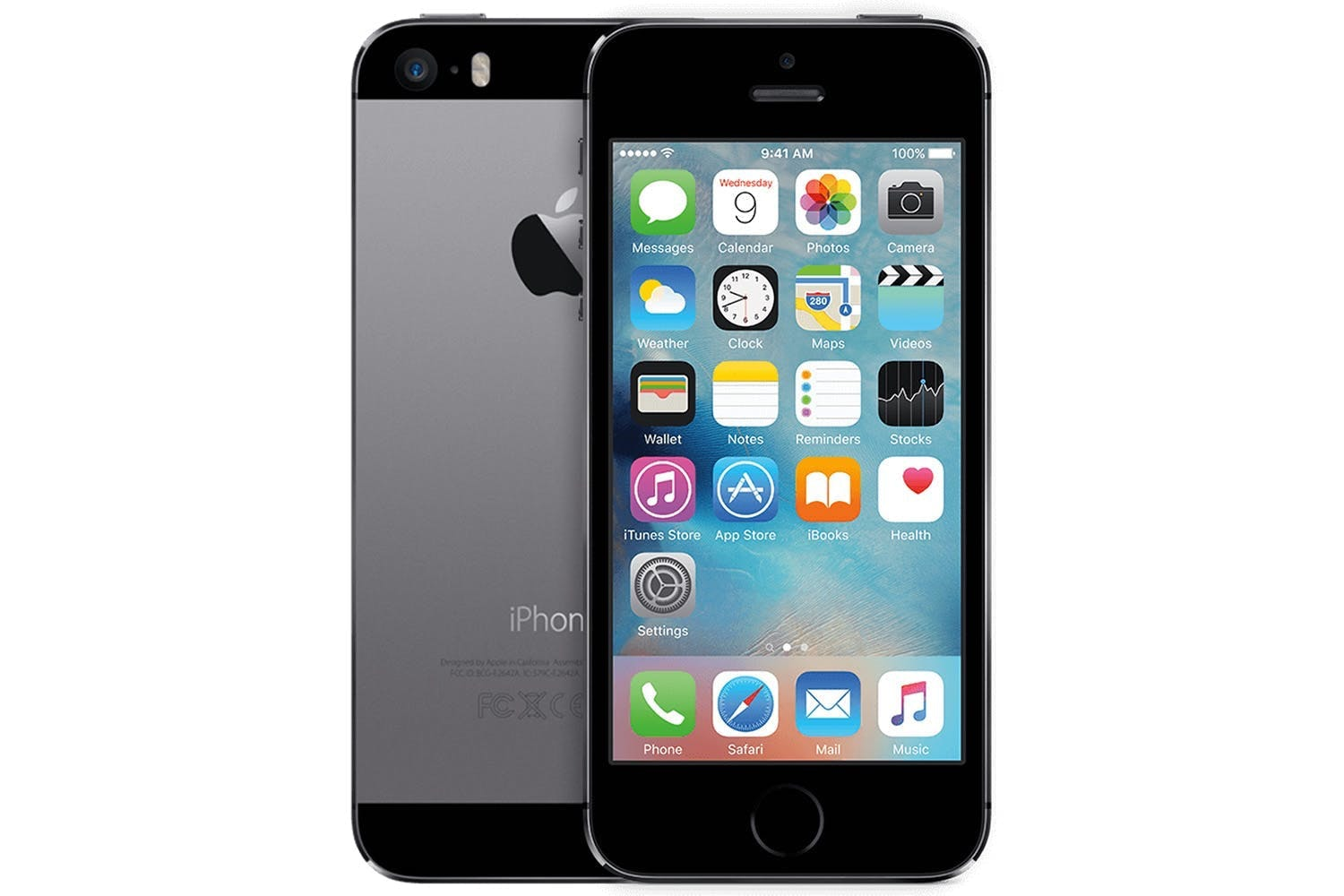 Mint+ Premium iPhone 5S | 16GB | Space Grey