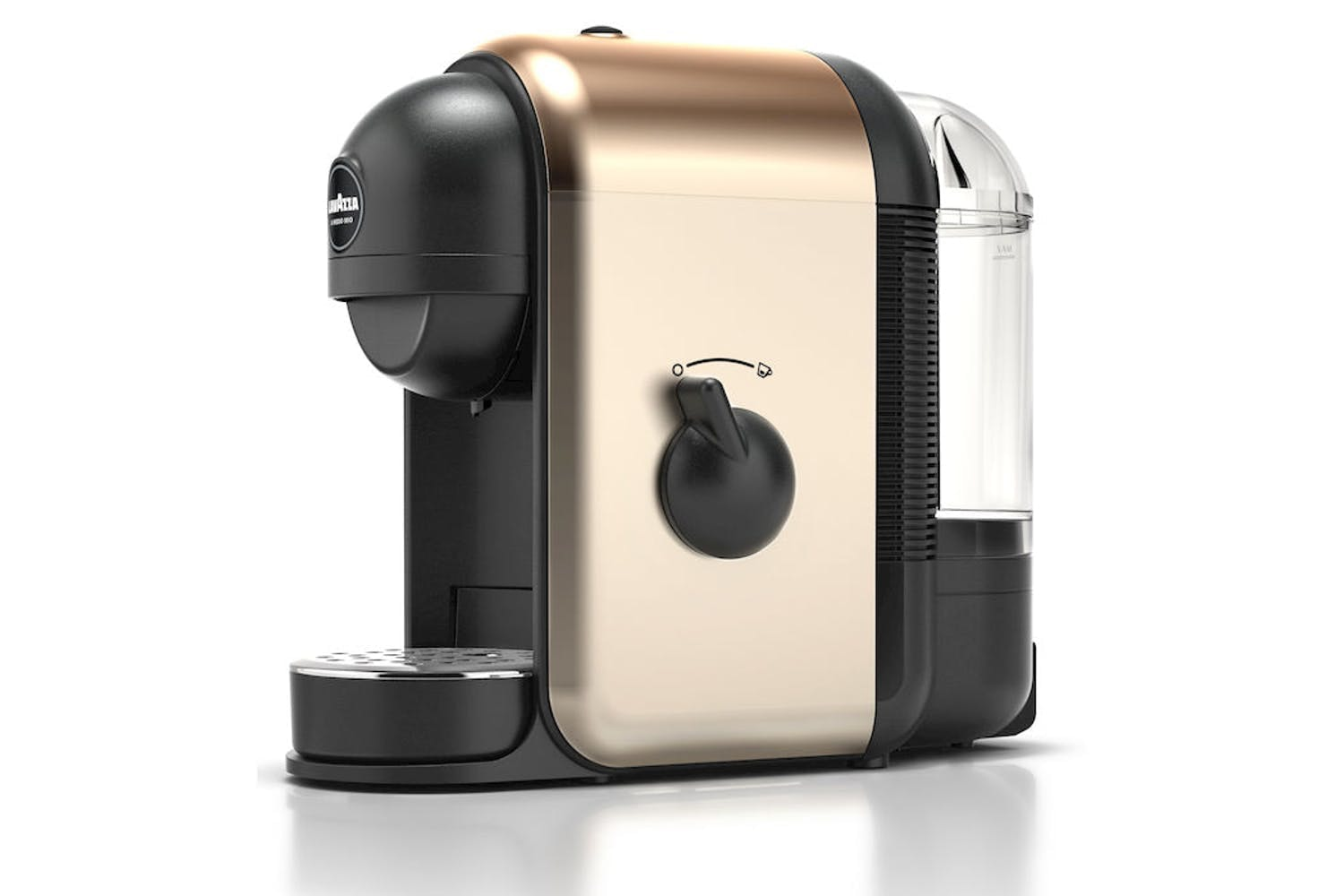 Lavazza Minu Glam Coffee Machine | Gold
