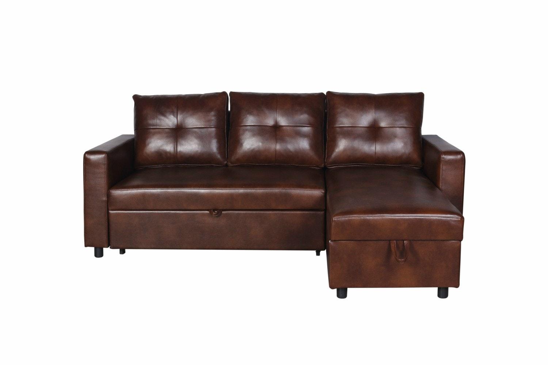 Brady Chaise Sofa with Storage | Tan