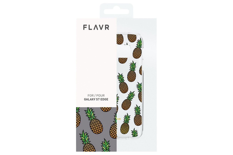 Flavr Pineapples Samsung Galaxy S7 Edge Case | Multi Colour