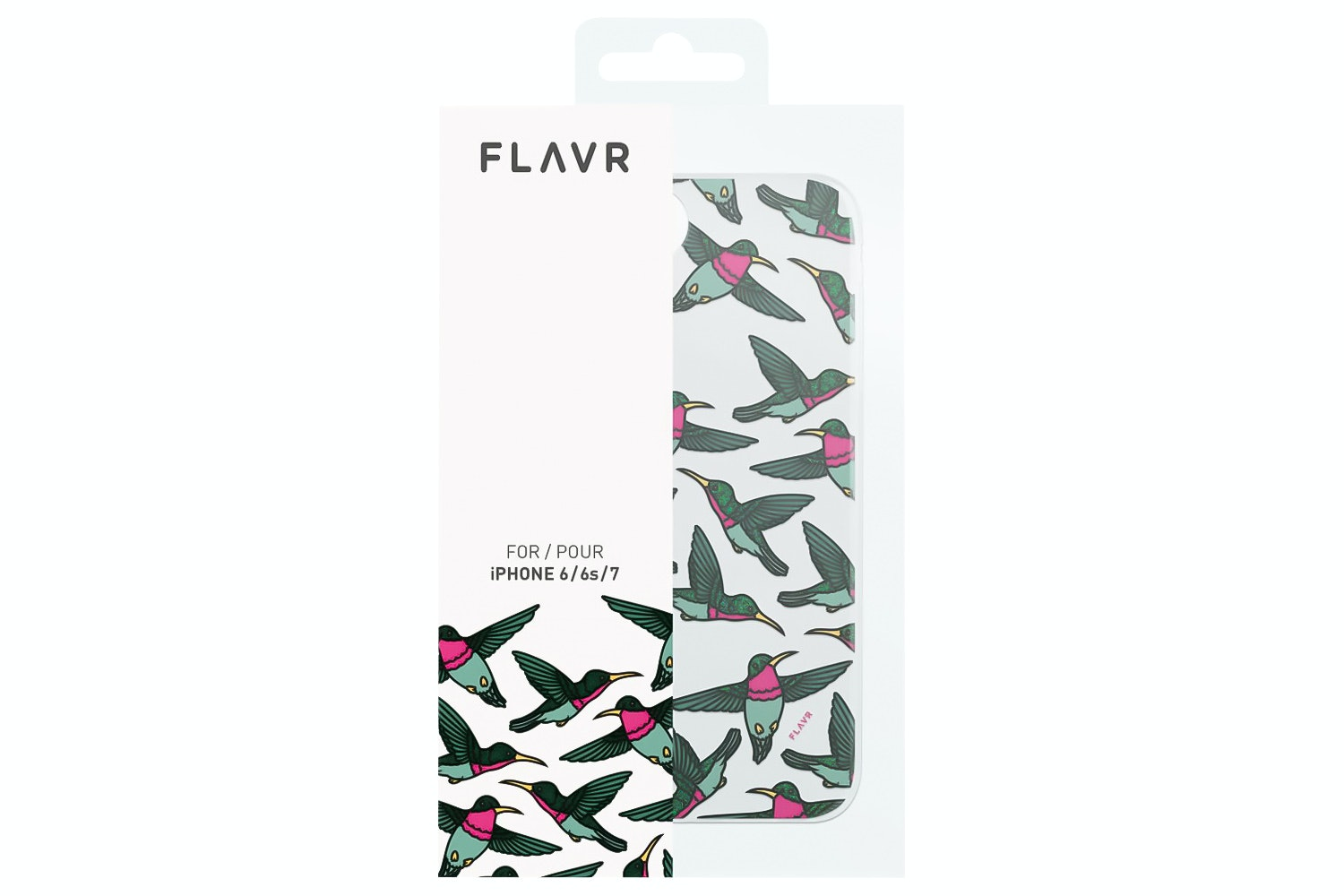 Flavr iPlate Hummingbirds for iPhone 6/6s/7 | Multi Colour