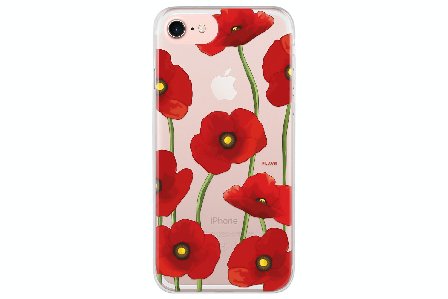 Flavr iPlate Poppy for iPhone 6/6s/7/8 | Multi Colour