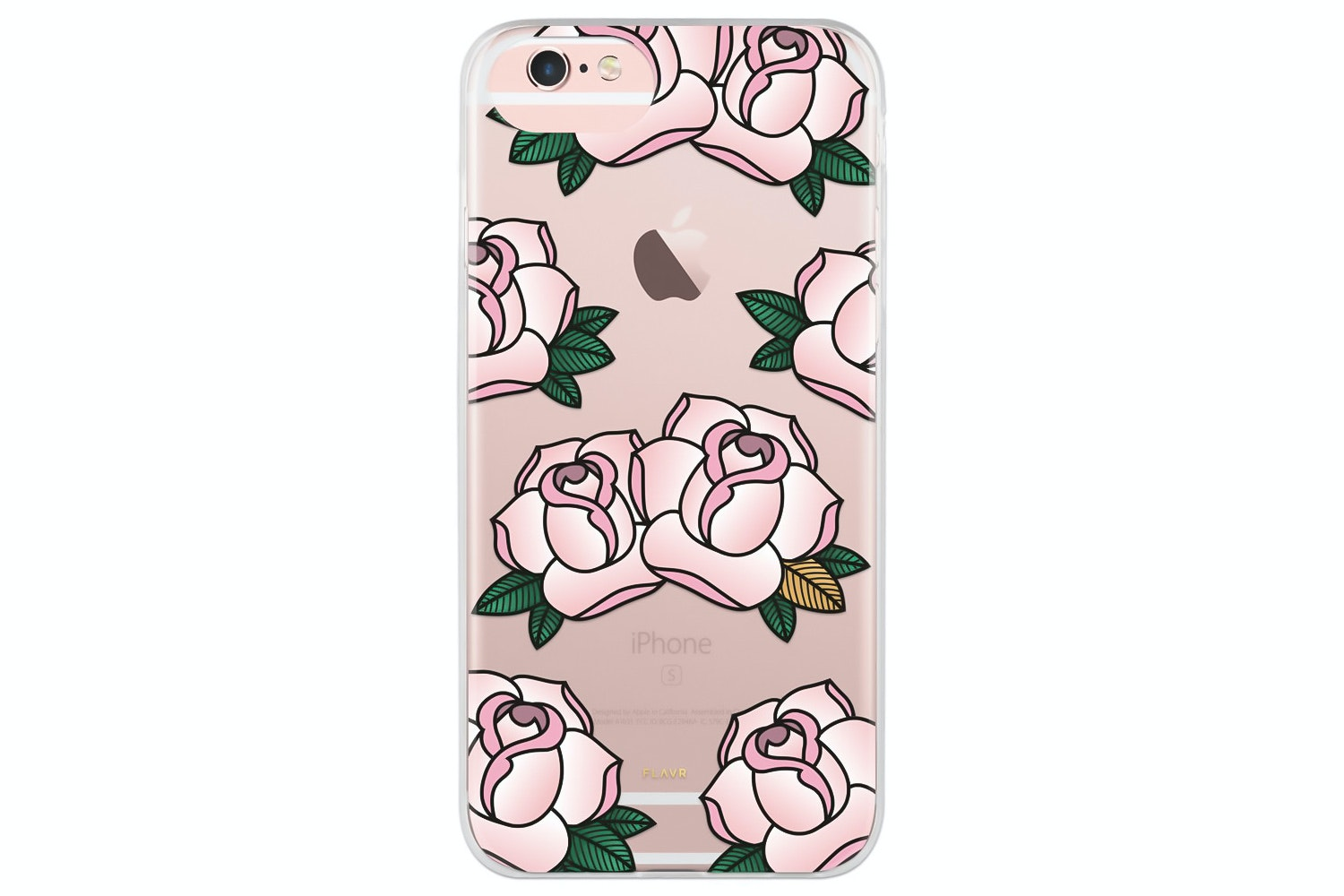Flavr iPlate Roses for iPhone 6/6S/7 | Multi Colour