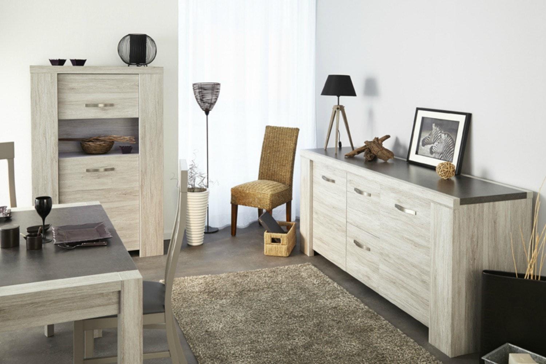 Preston Display Cabinet | Small
