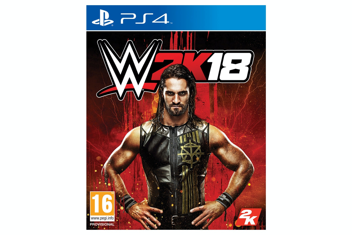 WWE 2K18   PS4 Games