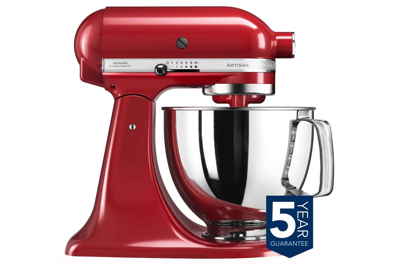 KitchenAid 4.8L Artisian Stand Mixer | 5KSM125BER