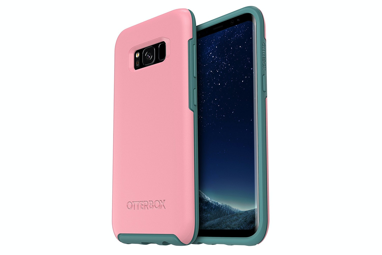Otterbox Galaxy S8 Symmetry Case | Pink