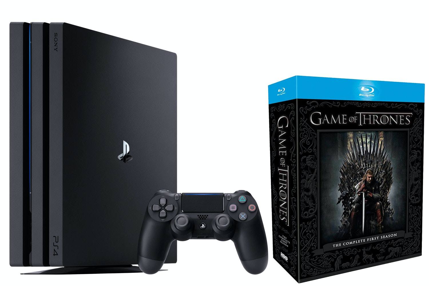 PS4 Pro 1TB | Game Of Thrones Bundle