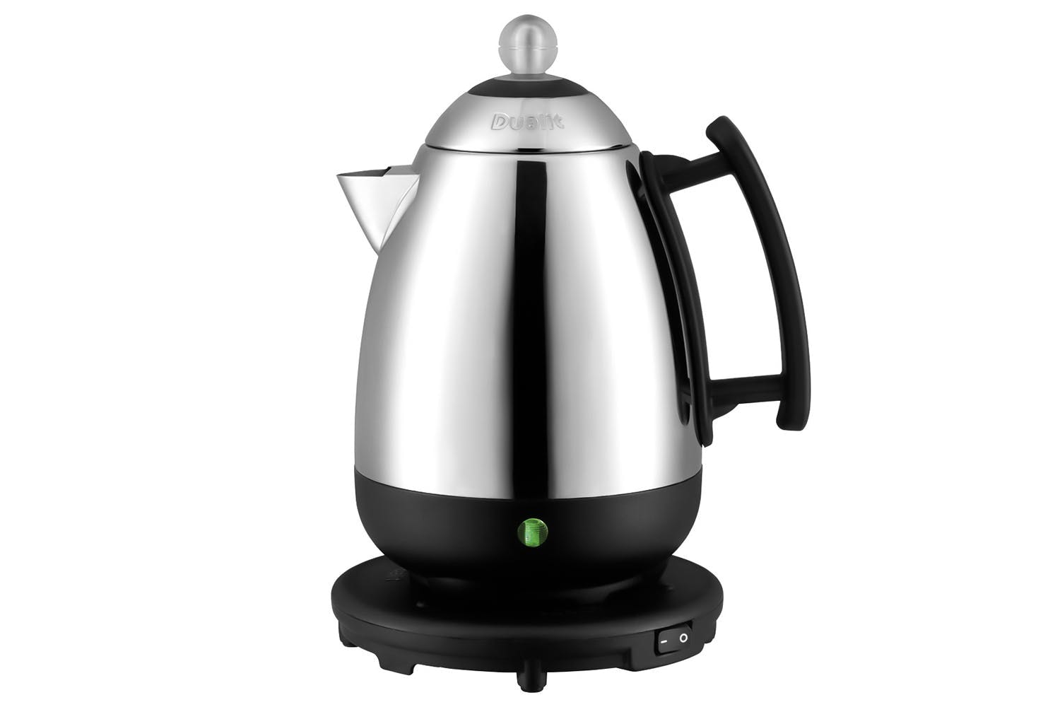 Dualit Cordless Coffee Percolator | Stainless Steel