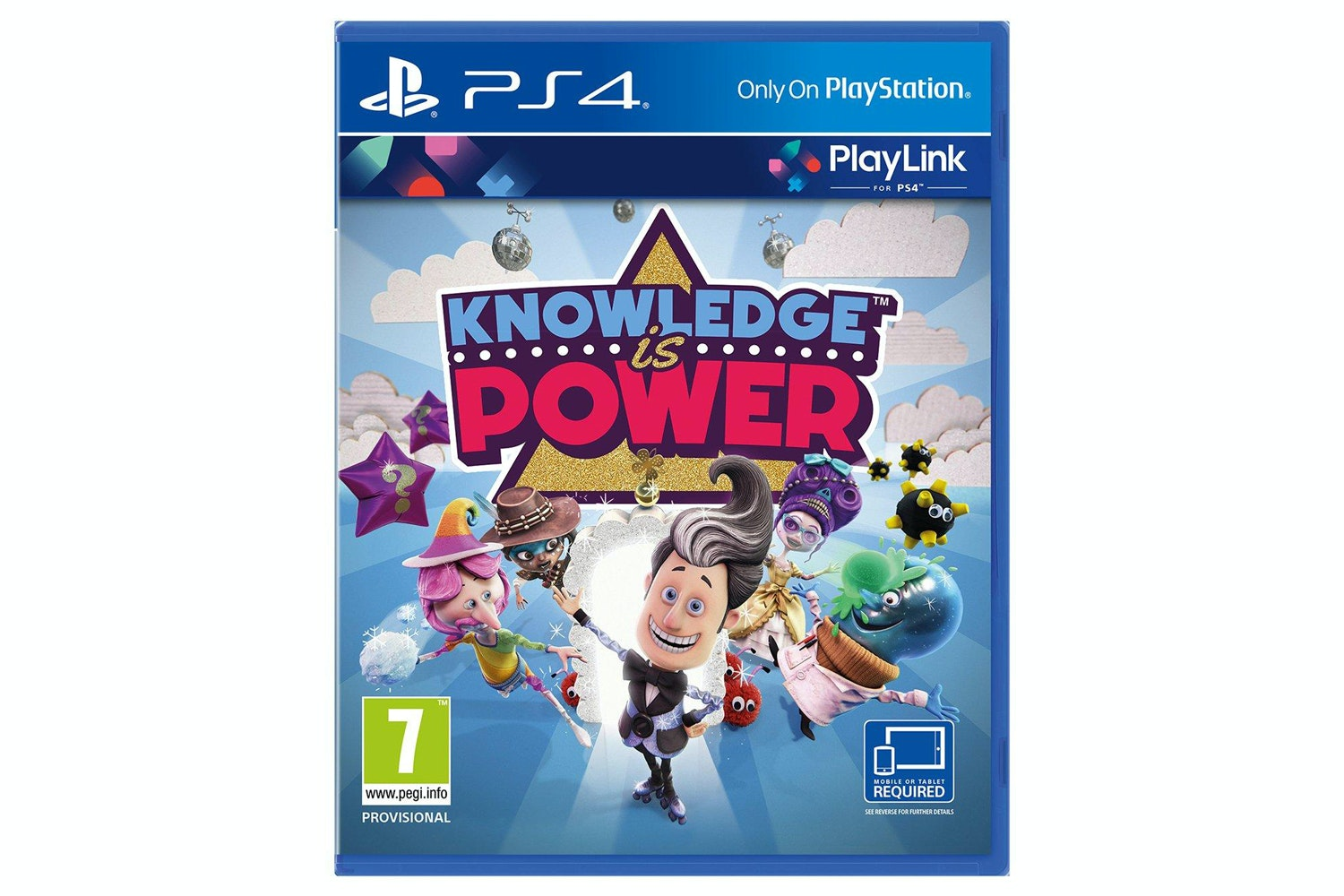 Knowledge Is Power | PS4
