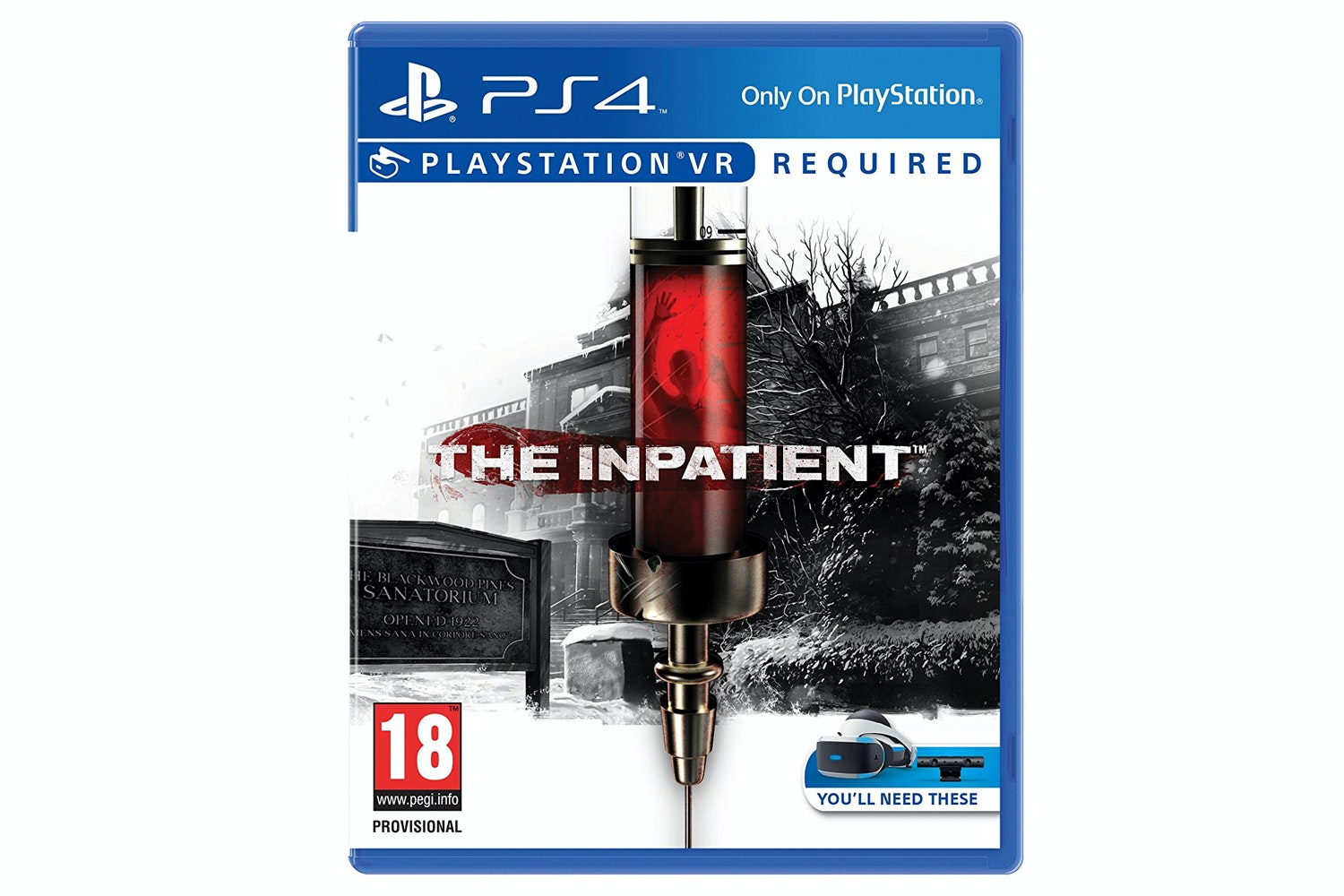 The Inpatient | PS4 VR