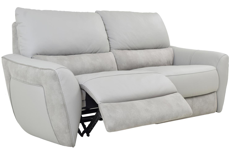 Apollo 3-Seater Recliner Sofa | Manual