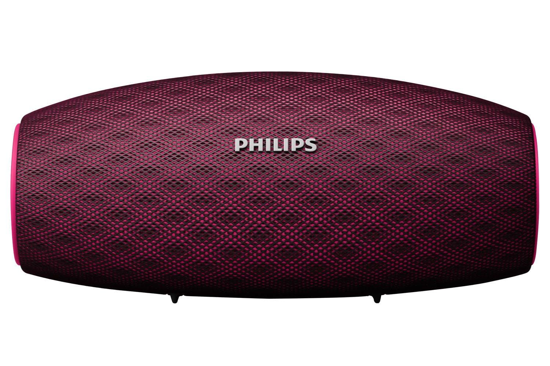 Bluetooth Speakers Ireland Us Blaster Products Car Audio Wiring Kits Usb 6128 Philips Everplay Wireless Portable Speaker Pink